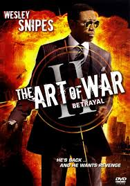 The Art Of War film complet