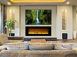 50 Electric Fireplace by Amazon Com Touchstone 80004 Sideline In Wall Recessed Electric
