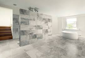 Bathroom Floor Design Ideas by Modern Yet Nature Look Of Bathroom Tile Flooring The New Way