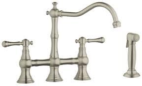 Allora Kitchen Faucet Victorian Kitchen Faucet Rigoro Us