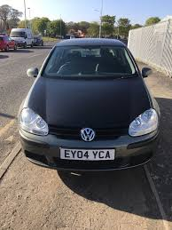2004 volkswagon golf mark 1400cc fsi 5 door manual 87k mot 6