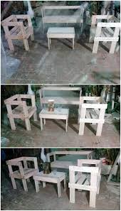 Patio Furniture Wood Pallets - best and easy diy pallet projects you want to try immediately