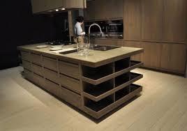Kitchen Island Oak by Modern Kitchen Island Design Round Dining Tabl Chrome Modern Bar