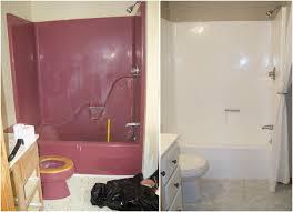 Painting Bathroom by Re Enameling A Bathtub W Rustoleum U0027s Tub And Tile Enamel Paint