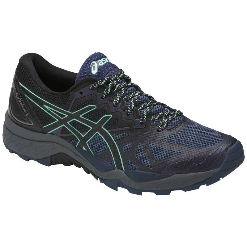 ASICS GEL-Fujitrabuco 6 Blue- Womens