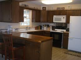 kitchen island wooden kitchen breakfast bar ideas on kitchen with