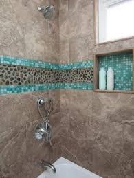 Backsplash Bathroom Ideas Colors Grey Blue Backsplash Blue Shell Tile Glass Mosaic Kitchen