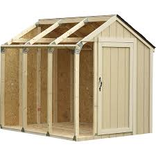 Farmhouse Kit Hopkins Shed Kit With Peak Roof Farmhouse Inspired Pinterest