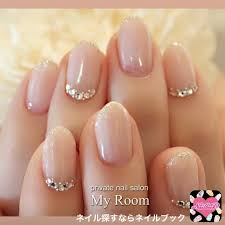 best 10 simple bridal nails ideas on pinterest wedding manicure