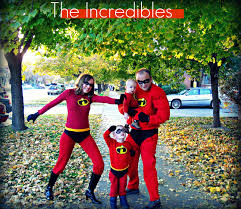Halloween Costumes For Families by Handmade Costumes Diy Incredibles Costume Tutorial For The Whole