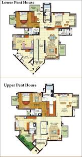 5 bedroom house floor plans five bedroom ranch home house plans floor plans of bptp freedom park life gurgaon apartments flats in