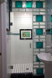 charming decorating ideas using rectangular glass shower doors and