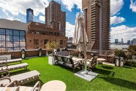 lavish penthouse in tribeca new york
