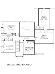 house plan 2657 c longcreek