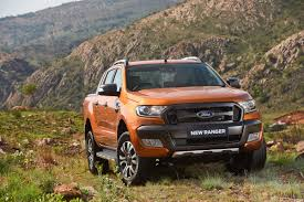 Ford Ranger Drift Truck - take a drive on the wild side with the new ford ranger wildtrak