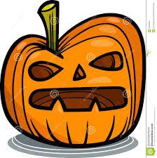 halloween pumpkin cartoon clipart