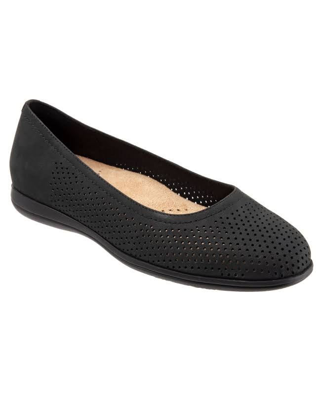 Trotters Darcey Ballet Flat, Adult,