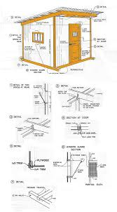 Diy 10x12 Shed Plans Free by 275 Best Modern Shed Images On Pinterest Garden Sheds Sheds And