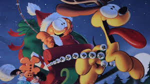 Garfield Halloween Special Dvd by Garfield Christmas Tales Xmas Special Youtube