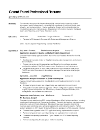 Easy Resume Samples With Lovely Resume Career Summary Examples With Easy On The Eye Project Manager Sample Resume Also Federal Resume Writing Service In     Break Up