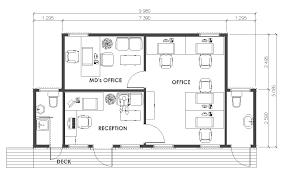 Home Floor Plan Layout Office Floor Plans Reception
