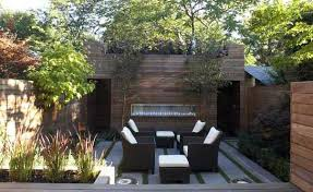 Rooftop Garden Ideas Rooftop Garden And Small Pond Romanticize House Design By Cecconi