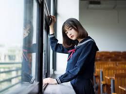 援交 女子高生|夏目優希 女子高生 5-1