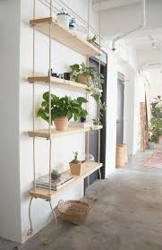 Hanging Bookshelves Ikea by Best 20 Hanging Shelves Ideas On Pinterest Wall Hanging Shelves