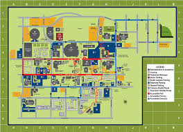 Bc Campus Map Esu Campus Map My Blog
