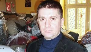 Już w czasie zbiórki Roman Biłas - przewodniczący Koszalińskiego Oddziału Związku Ukraińców w Koszalinie, był pełen obaw o zachowanie służb granicznych. - 1392033997_3295c76acbf4caaed33c36b1b5fc2cb1