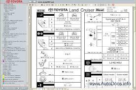 toyota land cruiser prado 120 service manual repair manual order