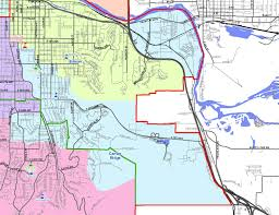 Springfield Oregon Map by Neighborhood Boundary Map U2013 Camas Ridge Community