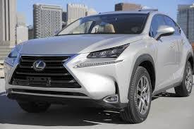 lexus nx awd mpg auto review 2015 lexus nx 300h cuts sharp edge in hybrid
