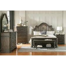 Piece King Bedroom Set Home Interior Design Living Room - 7 piece king bedroom furniture sets