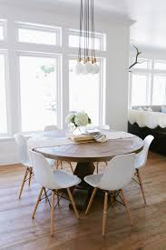 mixing dining tables chairs house of jade interiors blog chairs table light fixture