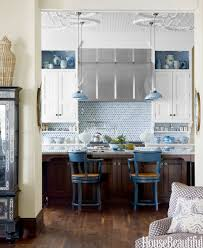 Best Kitchen Designs In The World by Tesoro Unique Shapes Blue Glass Tile Glossy Marine Squares