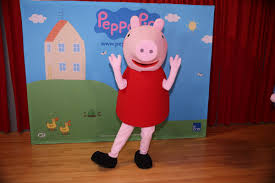 Meet and Greet with Peppa Pig at the L A  Zoo   L A  Parent