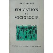 Préface De Maurice Debesse - Introduction De Paul Fauconnet. de Émile - emile-durkheim-education-et-sociologie-preface-de-maurice-debesse-introduction-de-paul-fauconnet-livre-862079969_ML