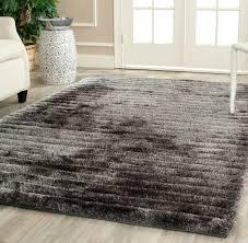 silver 3d shag dimensional shag rugs safavieh com
