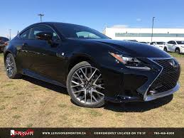 lexus rc 300 awd for sale new black 2015 lexus rc 350 awd f sport series 2 in depth review