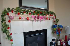 entrancing triangle paper crafts banner with love sign and heart