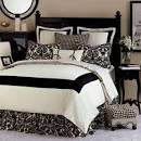 Black and white bedding - Black And Off White Bedding Ideas | www.