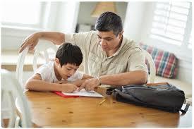 Positive Homework Habits   one tough job One Tough Job