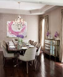 artwork for dining room dining room traditional with mirrored