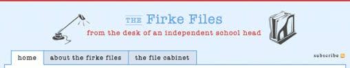 CSS Custom Headers   kristarella blog kristarella blog The Firke Files Header