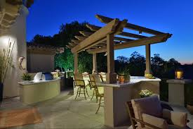 torrey pines landscape company wooden patio covers