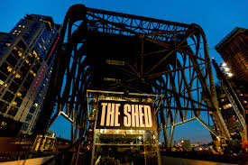 Metropolitan Shed Michael Bloomberg Gave 75 Million Dollars To The Shed Arts Center