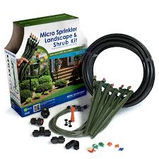 Lowes Small House Kits Shop Drip Irrigation Kits At Lowes Com