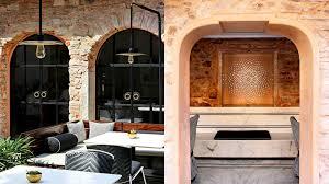 baradari a newly renovated cafe inside jaipur city palace ad india