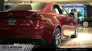 certified lexus seattle lexus of bellevue december offers sps youtube